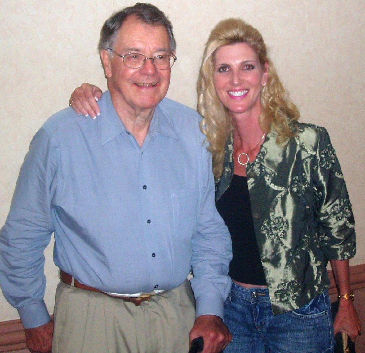 Dr Stickler & Sheri Bishop