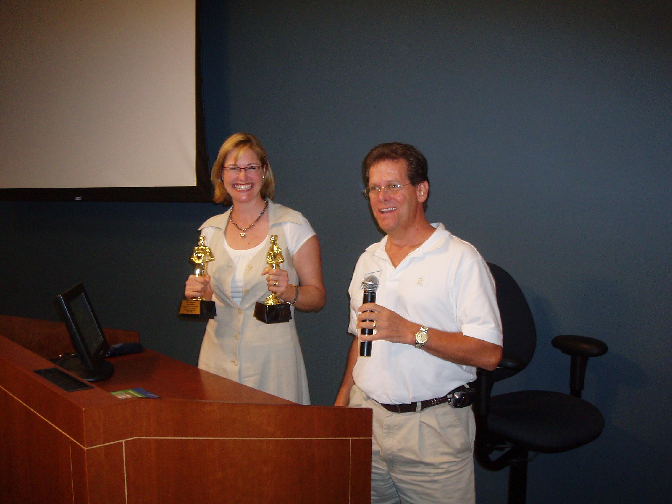 Kim Barwise & Rick Bishop