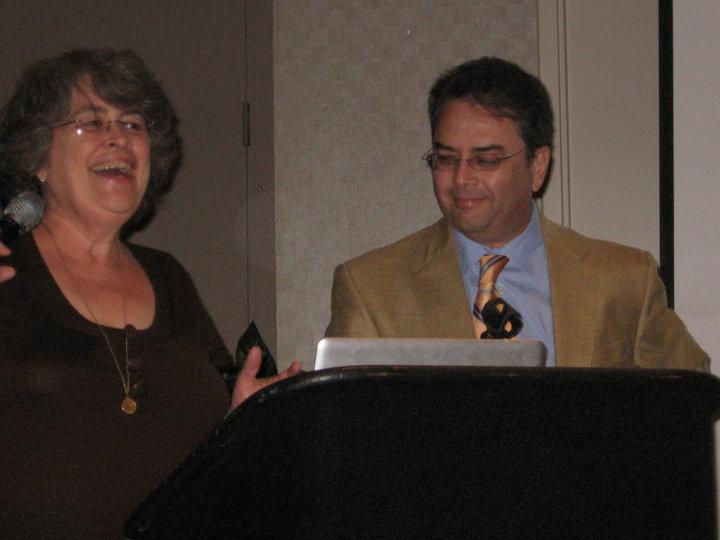 Pat & Dr. Raul Barcelo-Craniofacial