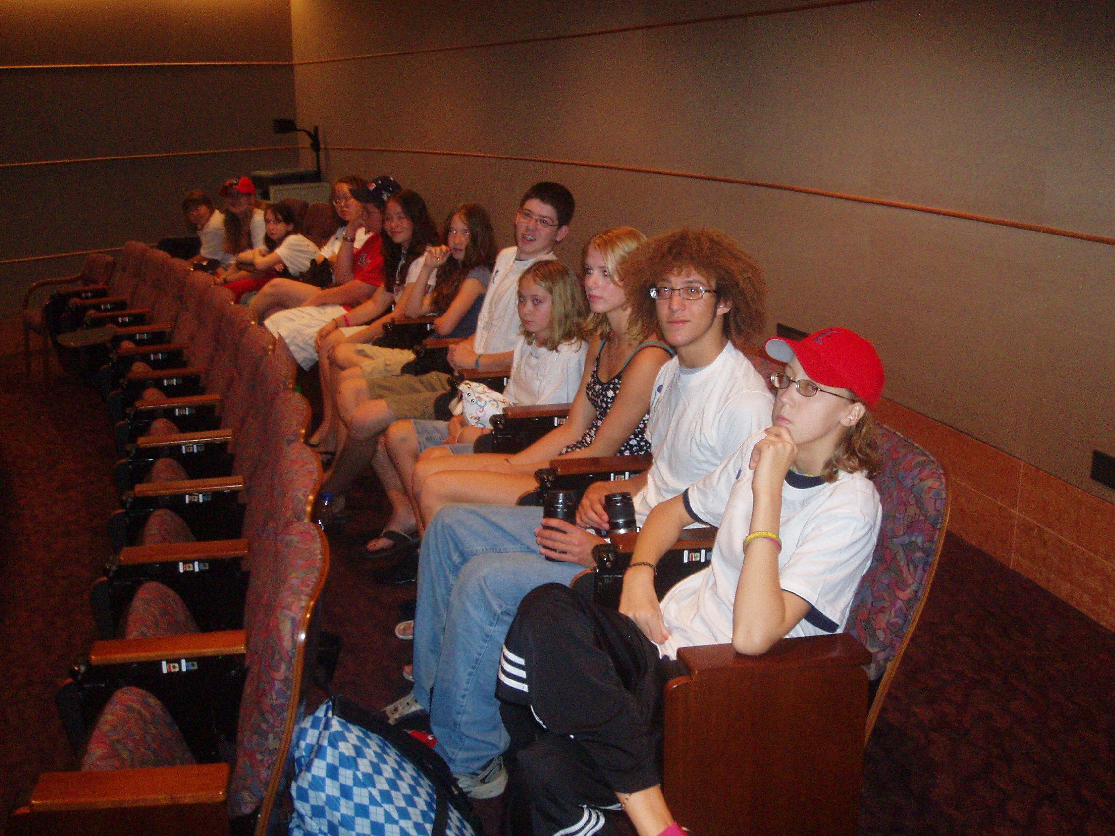 SIP Kids @ Mayo Clinic 2007