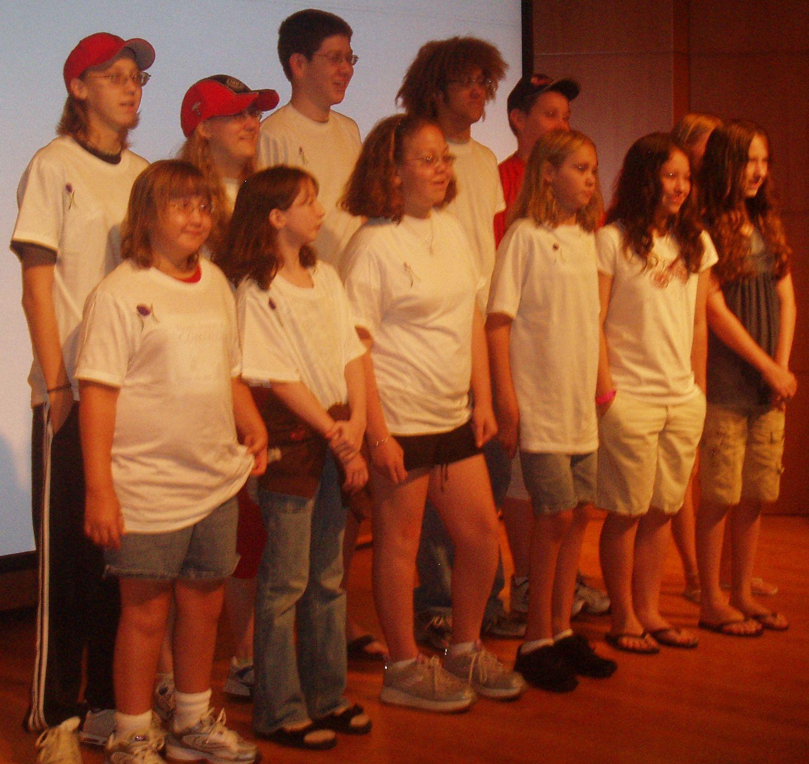 SIP Teens, Mayo Clinic 2007