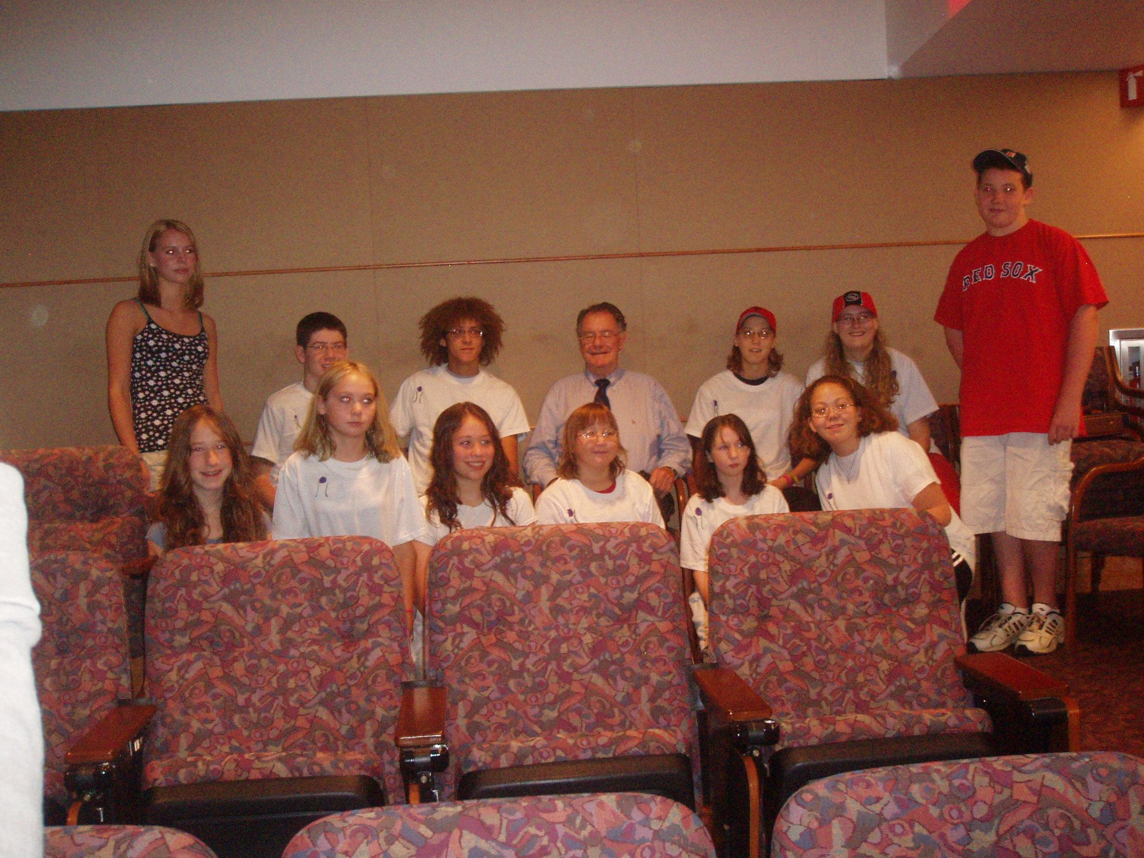 SIP Teens, 2007