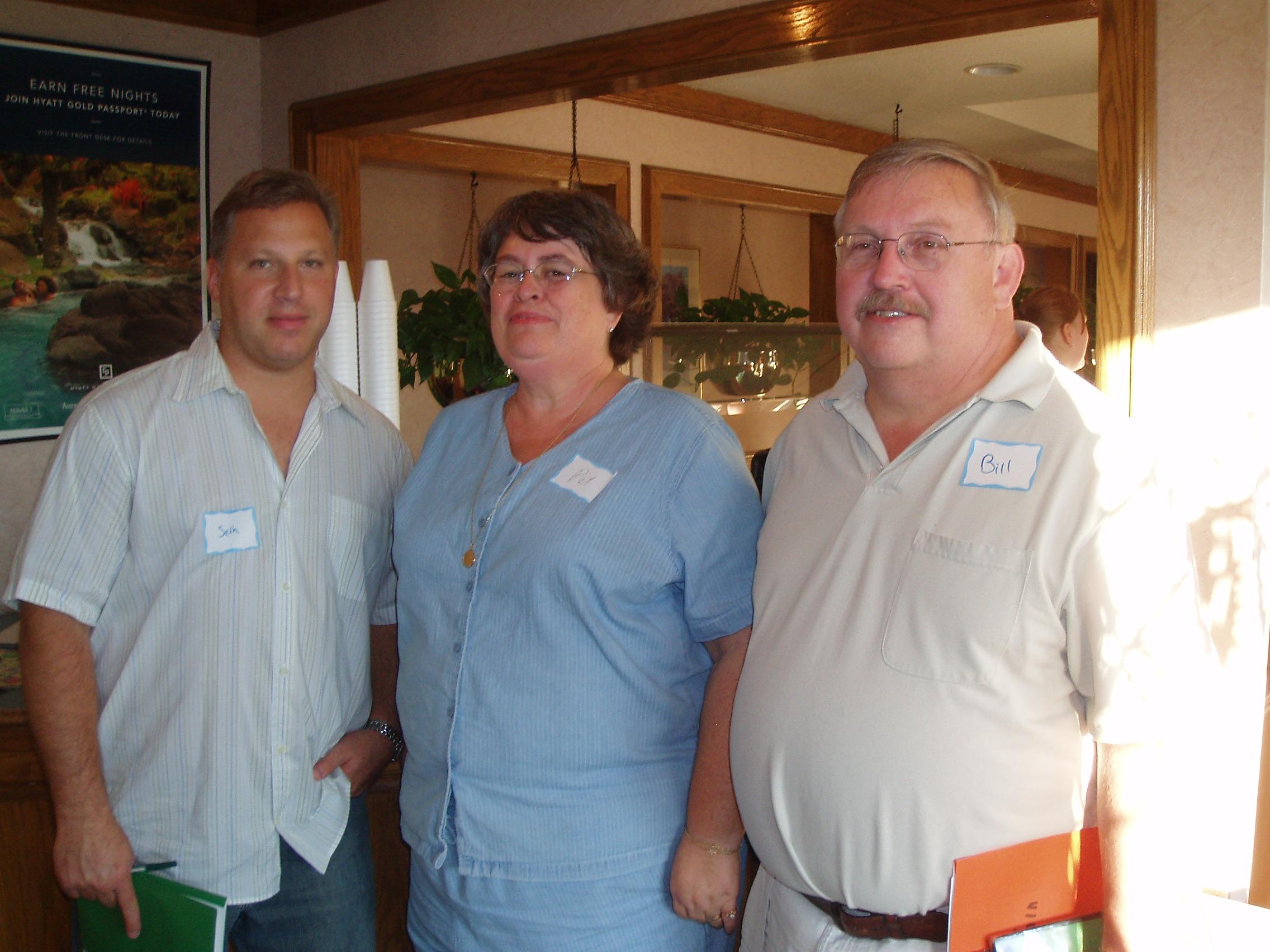 Seth, Pat & Bill